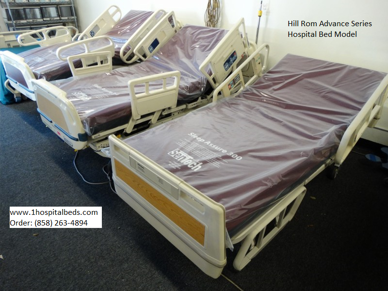 Used Hill Rom Advance Series beds for sale