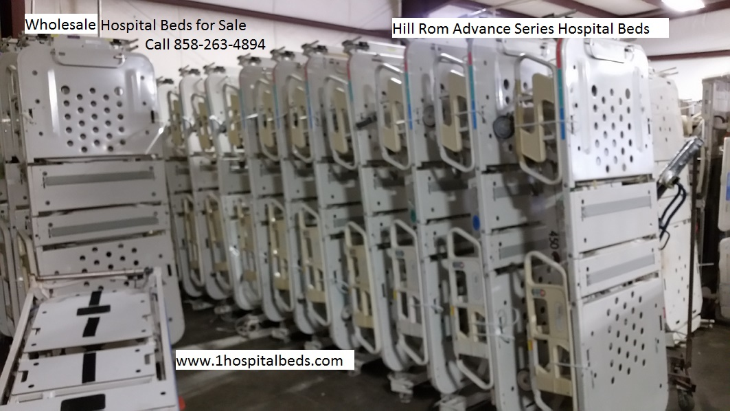 Hill Rom Advance Series Beds wholesale hospital beds