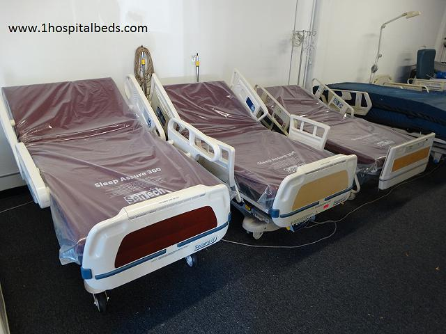 Stryker Secure 2 hospital bed model #1 selling used refurbished hospital bed